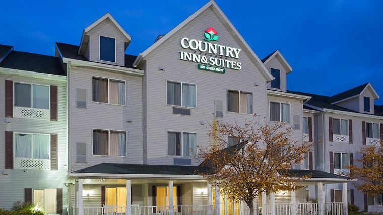 Country Inn & Suites By Carlson, Bloom/Normal Air Exterior