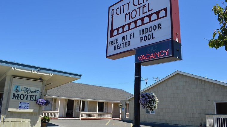 The City Center Motel Exterior