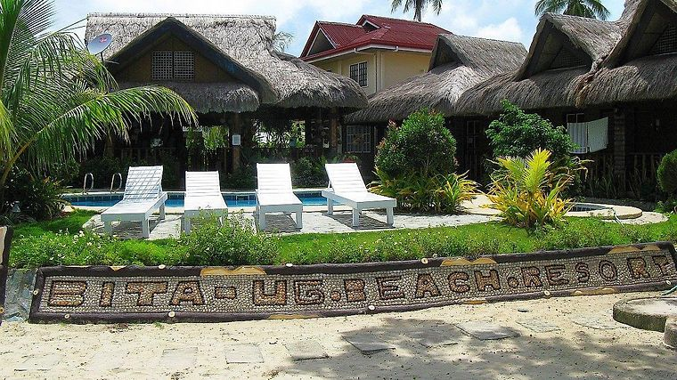 Bitaug Beach Resort Exterior