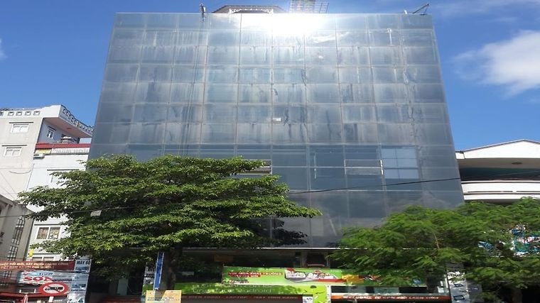 Tan Long Lach Tray Apartment Hai Phong Exterior