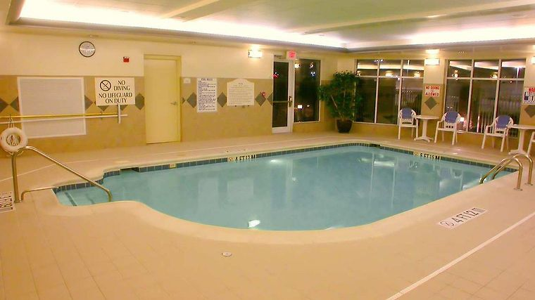 °HOTEL HILTON GARDEN INN FAYETTEVILLE/FORT BRAGG FAYETTEVILLE, NC 3*  (United States)   From US$ 131 | BOOKED