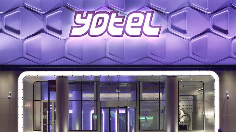 Yotel New York Exterior