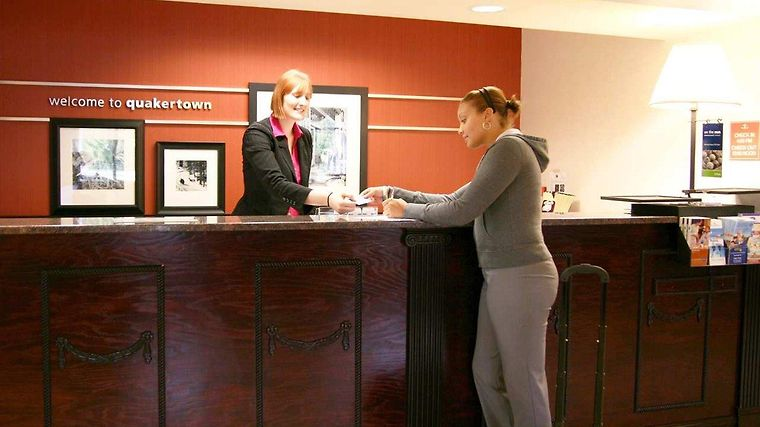 Hampton Inn Quakertown Interior