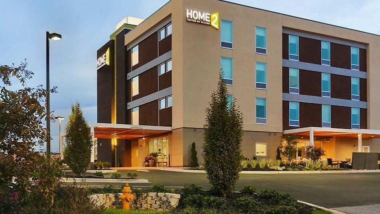 Home2 Suites By Hilton Columbus, Ga Exterior