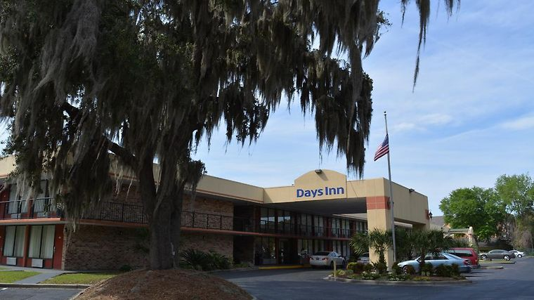 Days Inn Port Royal/Near Parris Island Exterior Hotel information
