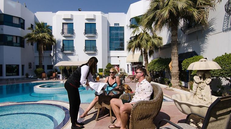 Majestic Hotel Exterior Hotel information