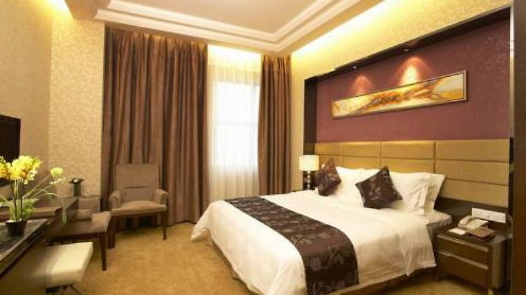 Romanjoy International Hotel Shenzhen Exterior Hotel information