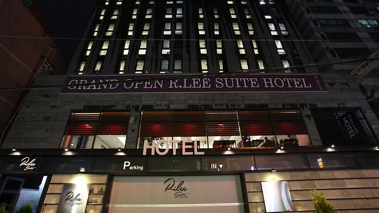 R. Lee Suite Hotel Ganseok photos Exterior Hotel information