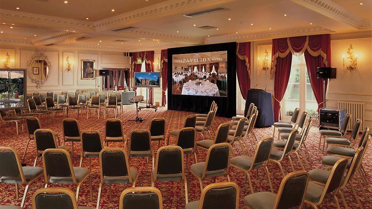 Best Western York Pavilion Hotel Business