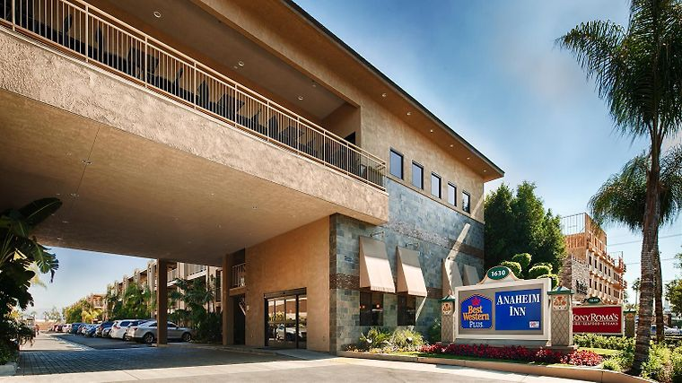 Hotel Best Western Plus Anaheim Inn Ca 3 United States From Us 213 Booked