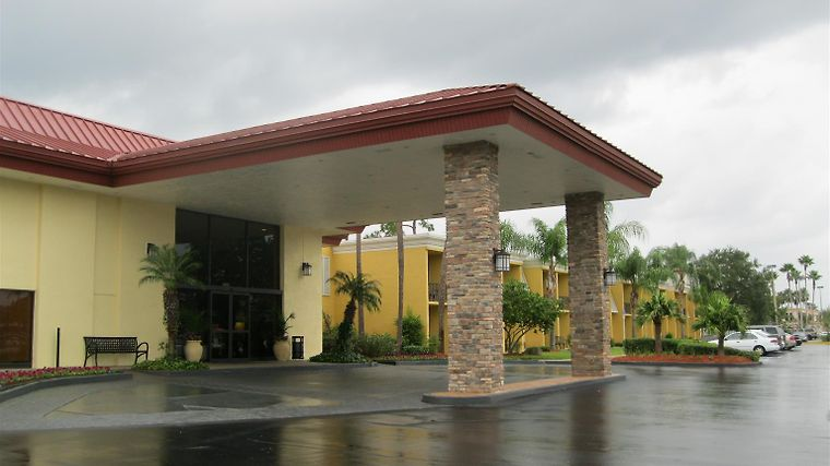 Best Western Plus International Speedway Hotel Exterior