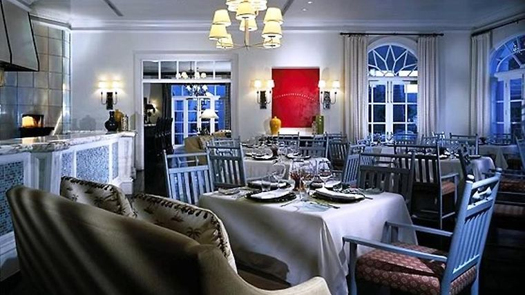 Regent Palms Turks And Caicos Restaurant Hotel information