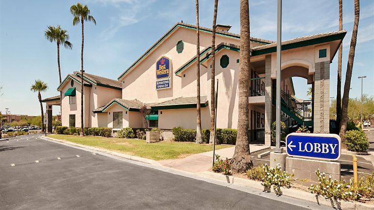 Best Western Superstition Springs Inn Exterior