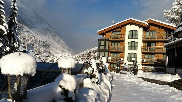 Beau Site Alpine Chic Rooms Exterior Hotel information