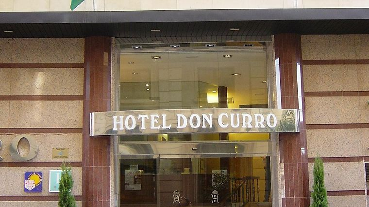 Don Curro Hotel photos Exterior