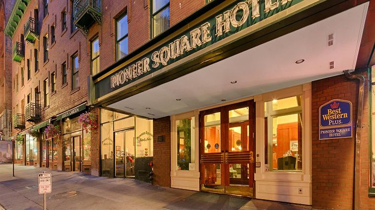Best Western Plus Pioneer Square Hotel photos Exterior