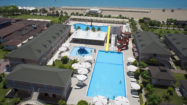 Belek Soho Beach Club Exterior Hotel information