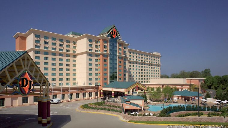 Diamondjacks Casino Resort Exterior