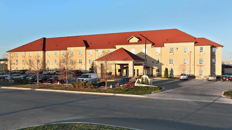 Best Western Yorkton Inn photos Exterior
