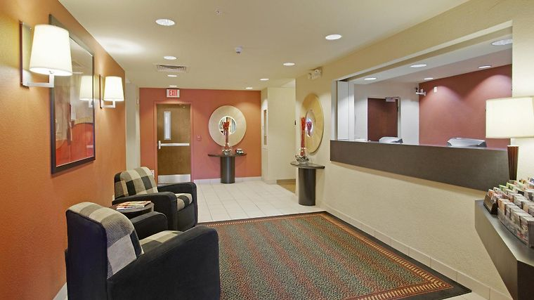 Extended Stay America - New York City - Laguardia Airport Interior