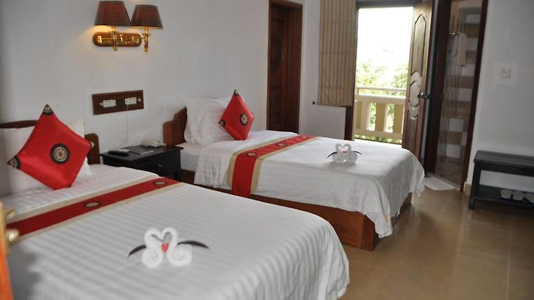 The Siem Reap Town Hotel Room