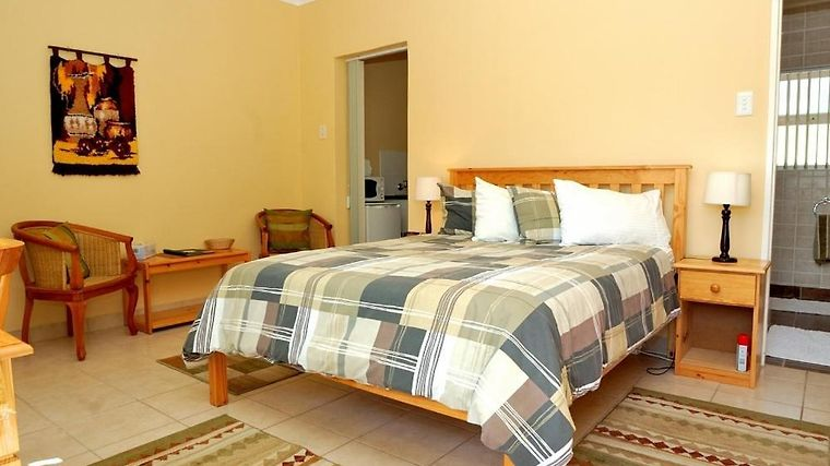 Fourways Guesthouse Room