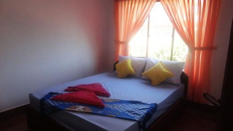 Angkortip Guesthouse Room