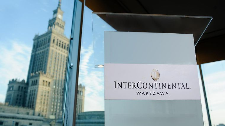 Intercontinental Warsaw photos Exterior