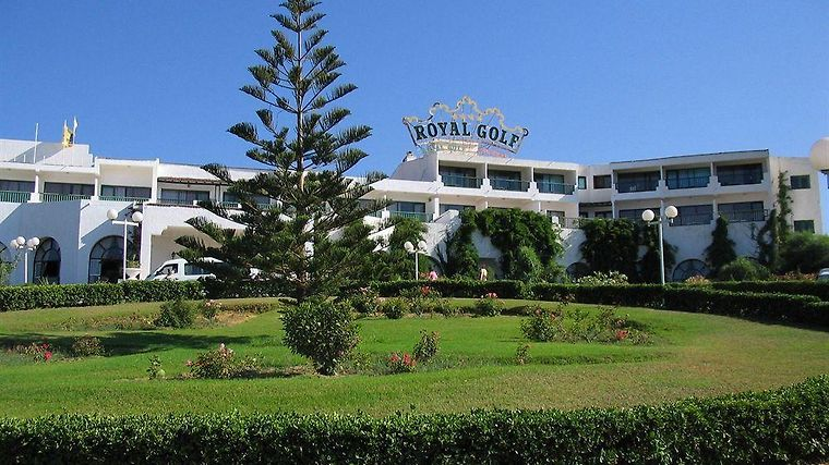 Royal Golf Tabarka Exterior
