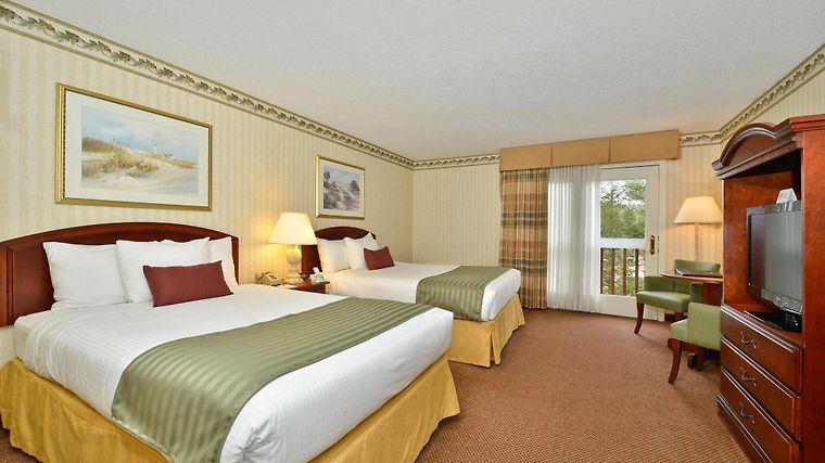 Best Western Freeport Inn Room