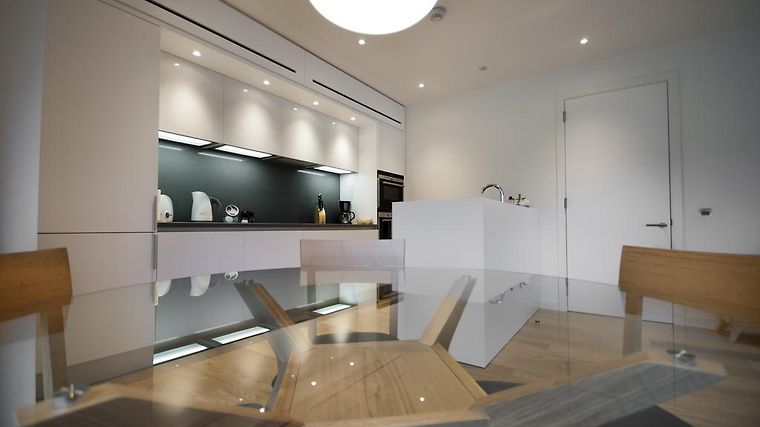 The Thistle Residence - Quartermile Apartments Room