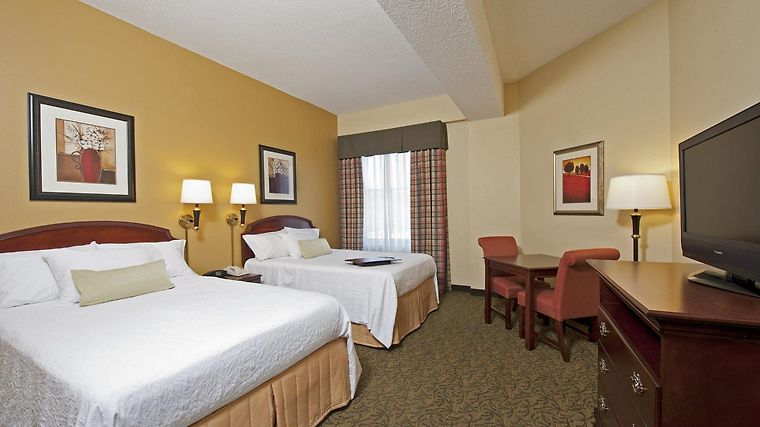 Hampton Inn Indianapolis Dwtn Circle Centre Room