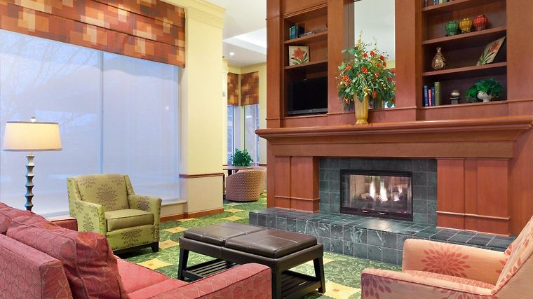 Hotel Hilton Garden Inn Independence Mo 3 United States From Us 156 Booked
