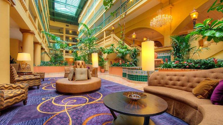 Hotel Embassy Suites Los Angeles International Airport South El Segundo Ca 3 United States
