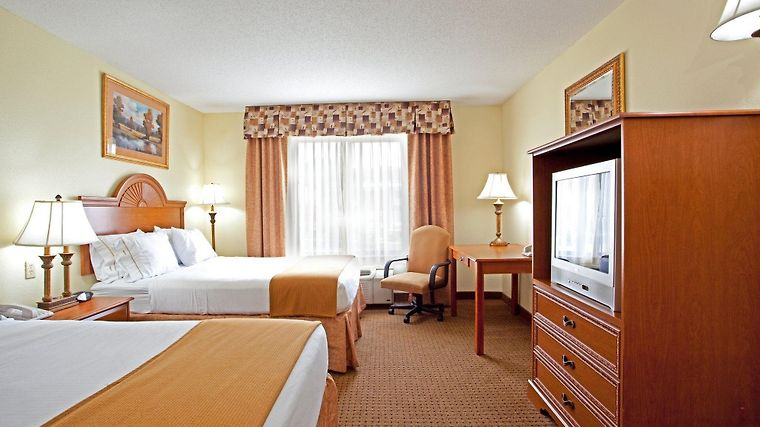 Holiday Inn Express I-77 Room