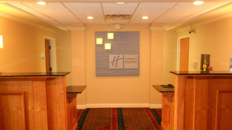 Holiday Inn Express & Suites Interior