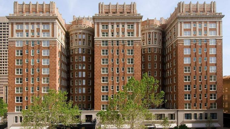The Skirvin Hilton Oklahoma City photos Exterior