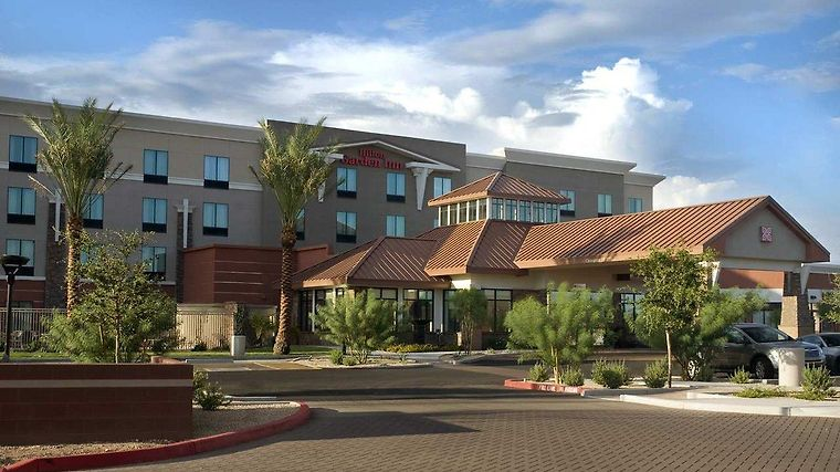 Hilton Garden Inn Phoenix North Happy Valley Exterior