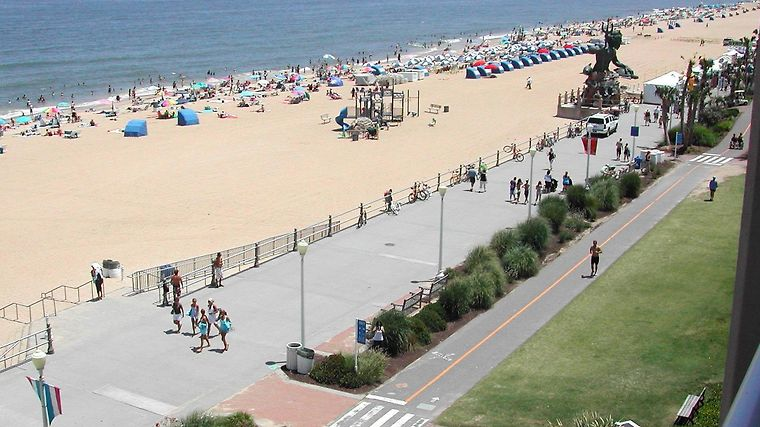 Hampton Inn Virginia Beach Oceanfront North Facilities