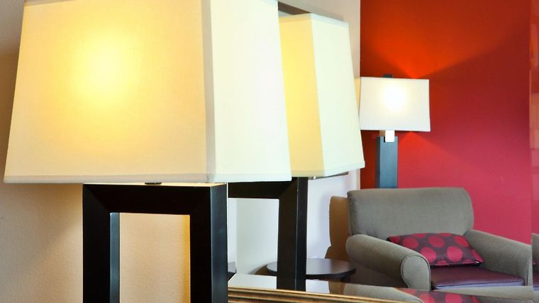 Holiday Inn Fort Hood Interior