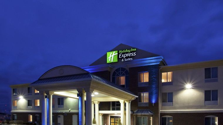 Holiday Inn Express & Suites Cincinnati-Blue Ash Exterior