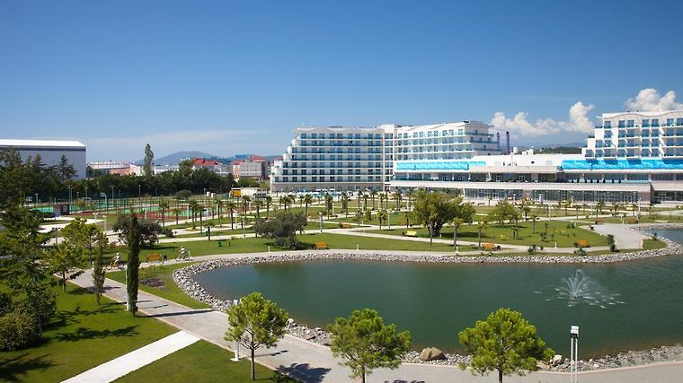 Azimut Hotel Resort And Spa Sochi 4* Exterior Hotel information