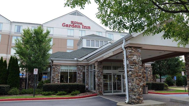 Hilton Garden Inn Atlanta Northpoint photos Exterior