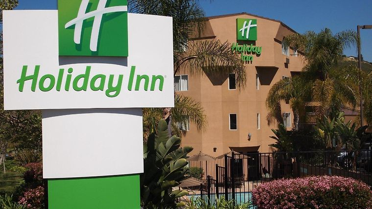 Holiday Inn Mission Valley Exterior