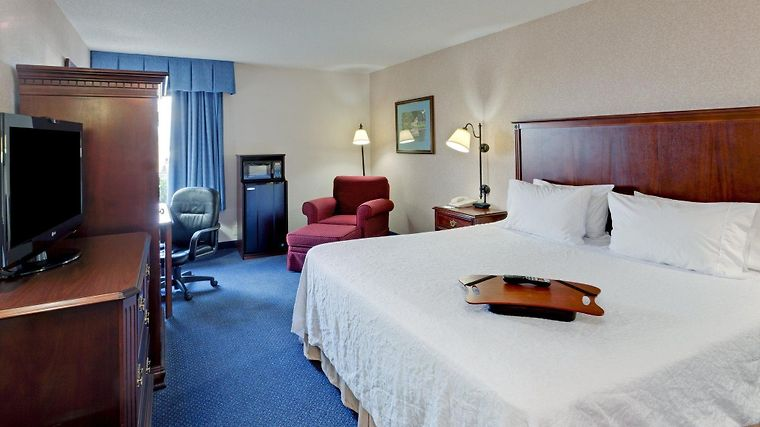 Hampton Inn Harrisonburg Room