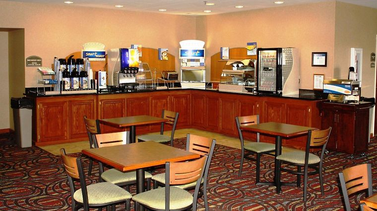Holiday Inn Express & Suites I-40 Exit 175 photos Restaurant