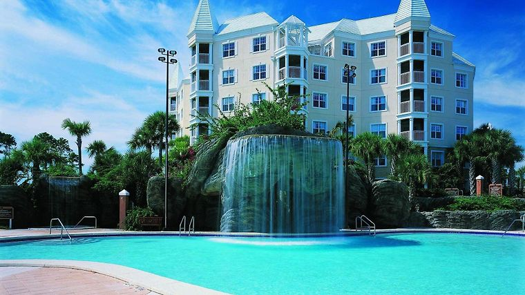 Hilton Grand Vacations Suites At Seaworld Facilities