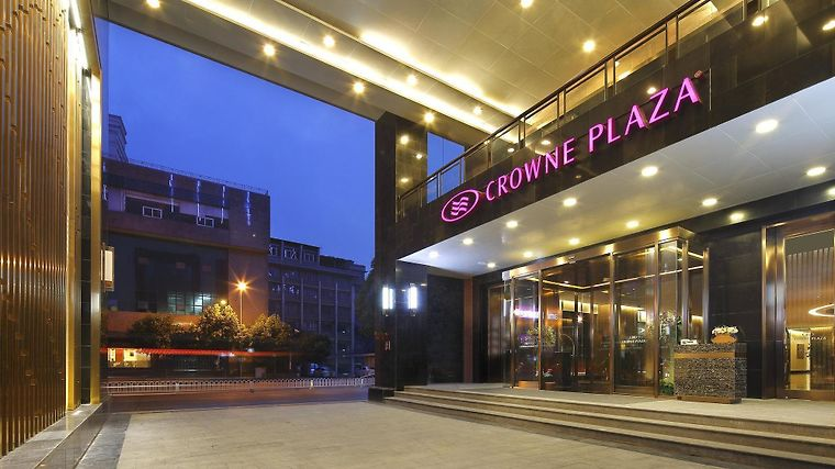 Crowne Plaza City Centre Exterior
