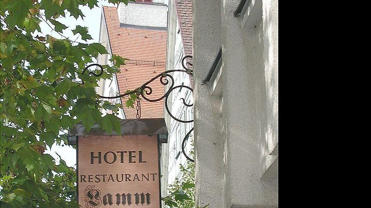 Hotel Und Restaurant Becher photos Exterior