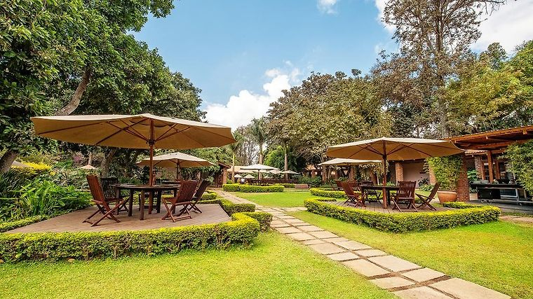 Arusha Coffee Lodge Exterior Hotel information